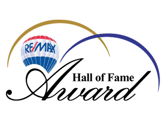 Remax Hall of Fame Award