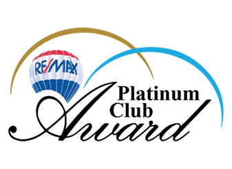 Remax Platinum Club Award