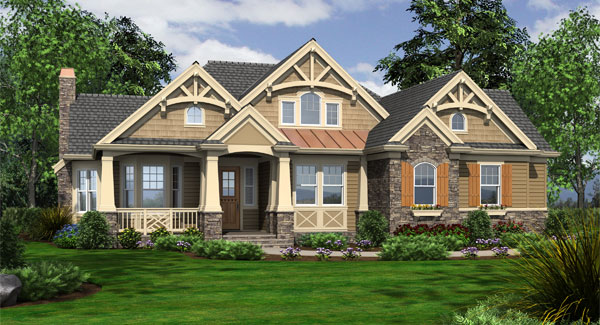 plans-one-story-house-front-view-with-one-story-house-front-view
