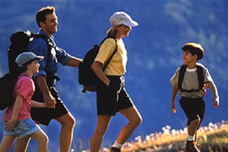Northern Virginia Hiking Offers Family Fun