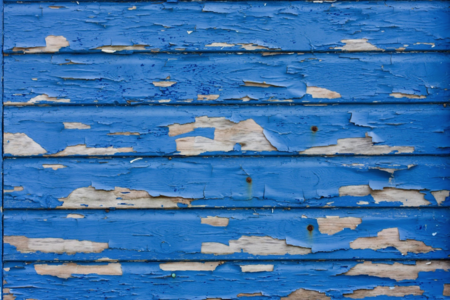 Inspect (and fix) peeling paint