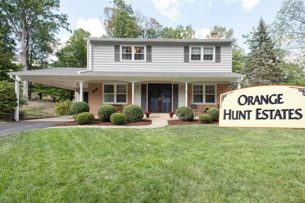 Orange Hunt Estates, Virginia