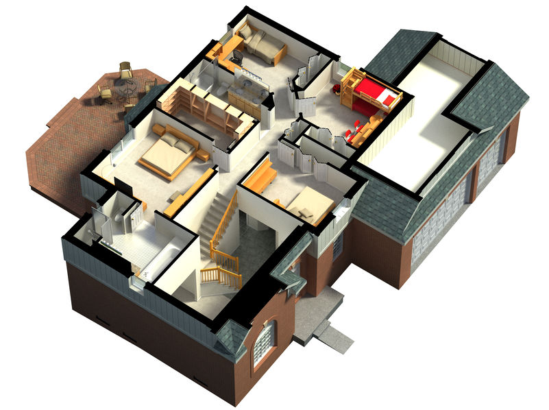 3D Virtual Home Tour