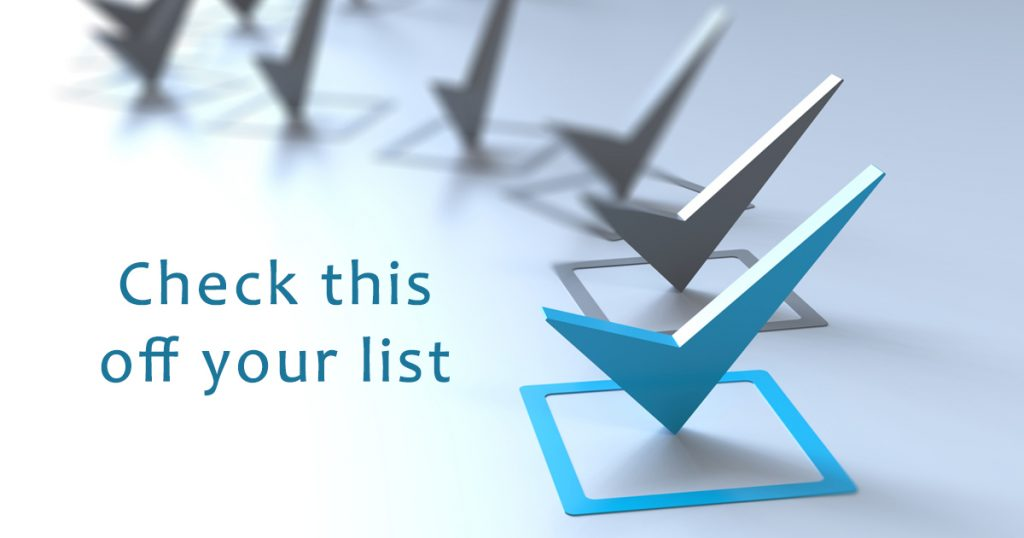 checklist symbol