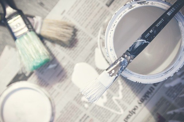 Home Improvements - Painting