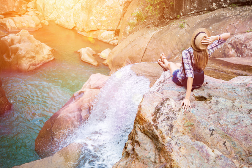 Waterfall Hikes in NOVA