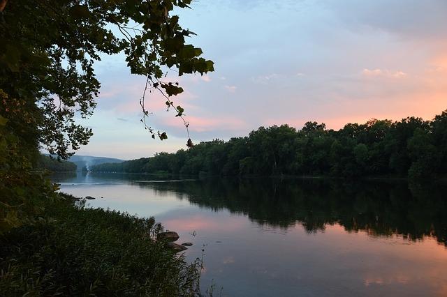 Northern Virginia Sunset