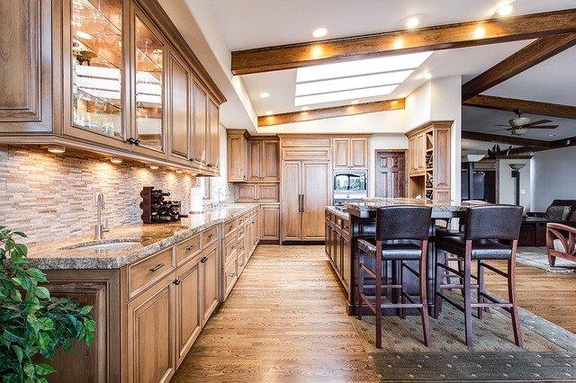 Luxury-Looking Home